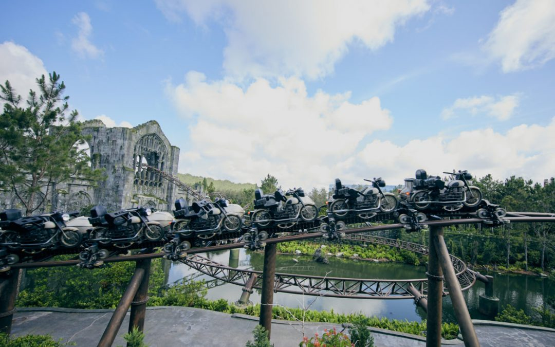 7 THRILLING DETAILS ABOUT HAGRID'S MAGICAL CREATURES MOTORBIKE ADVENTURE