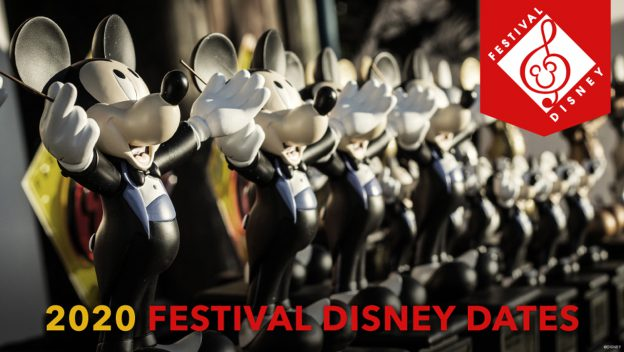 2020 Dates Announced for the 16th Annual Festival Disney Competition