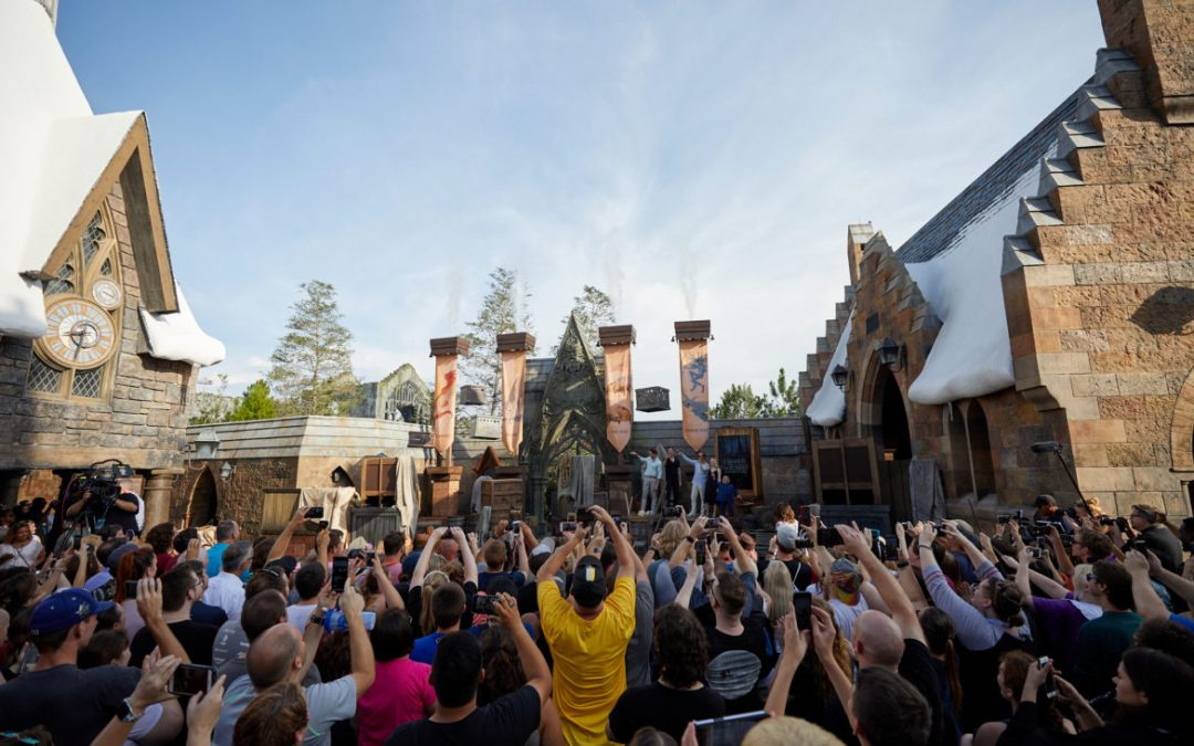 HAGRID'S MAGICAL CREATURES MOTORBIKE ADVENTURE IS NOW OPEN AT UNIVERSAL ORLANDO