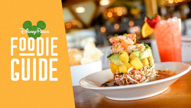 Foodie Guide to Disney Springs Flavors of Florida 2019