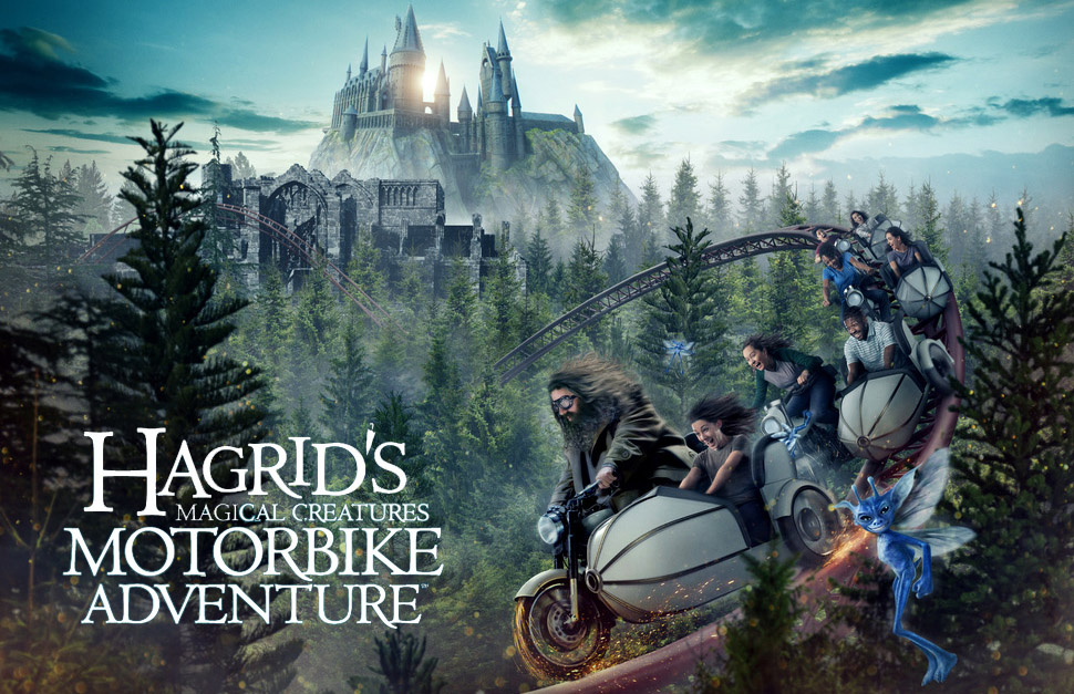 TIPS TO MAXIMIZING YOUR VISIT TO HAGRID'S MAGICAL CREATURES MOTORBIKE ADVENTURE