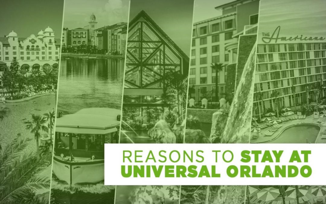 10 REASONS TO STAY AT A UNIVERSAL ORLANDO HOTEL