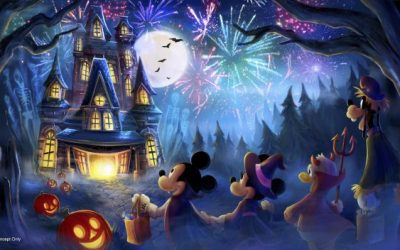New Fireworks, Enhanced Attractions and More Highlight Mickey's Not-So-Scary Halloween Party at Magic Kingdom Park