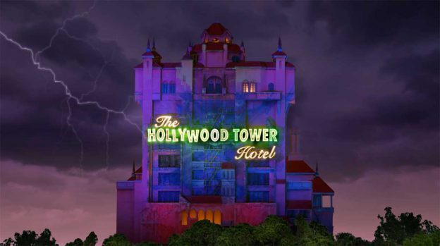You'll Fall For The New Animated Magic Shot Now Available At The Twilight Zone Tower of Terror