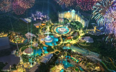 FIRST LOOK AT UNIVERSAL'S EPIC UNIVERSE – UNIVERSAL ORLANDO RESORT'S FOURTH THEME PARK Our Universe is expanding.