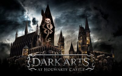 DARK ARTS AT HOGWARTS CASTLE DEBUTS AT UNIVERSAL ORLANDO RESORT THIS SEPTEMBER Prepare to experience the darker side of magic.