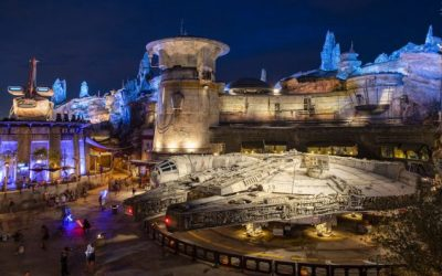 Disney Parks After Dark: Star Wars: Galaxy's Edge at Night